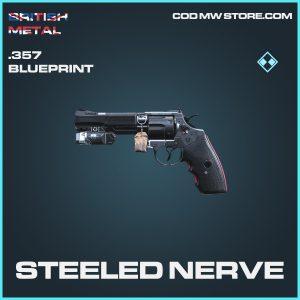 Steeled Nerve .357 skin rare blueprint call of duty modern warfare item