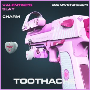 Toothache charm epic call of duty modern warfare item