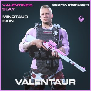 Valentaur minotaur skin epic call of duty modern warfare item