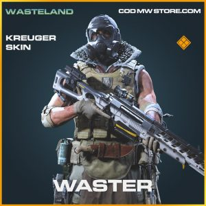 Waster Kreuger skin legendary call of duty modern warfare item