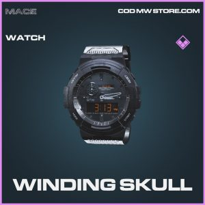 Winding Skull epic watch call of duty modern warfare item