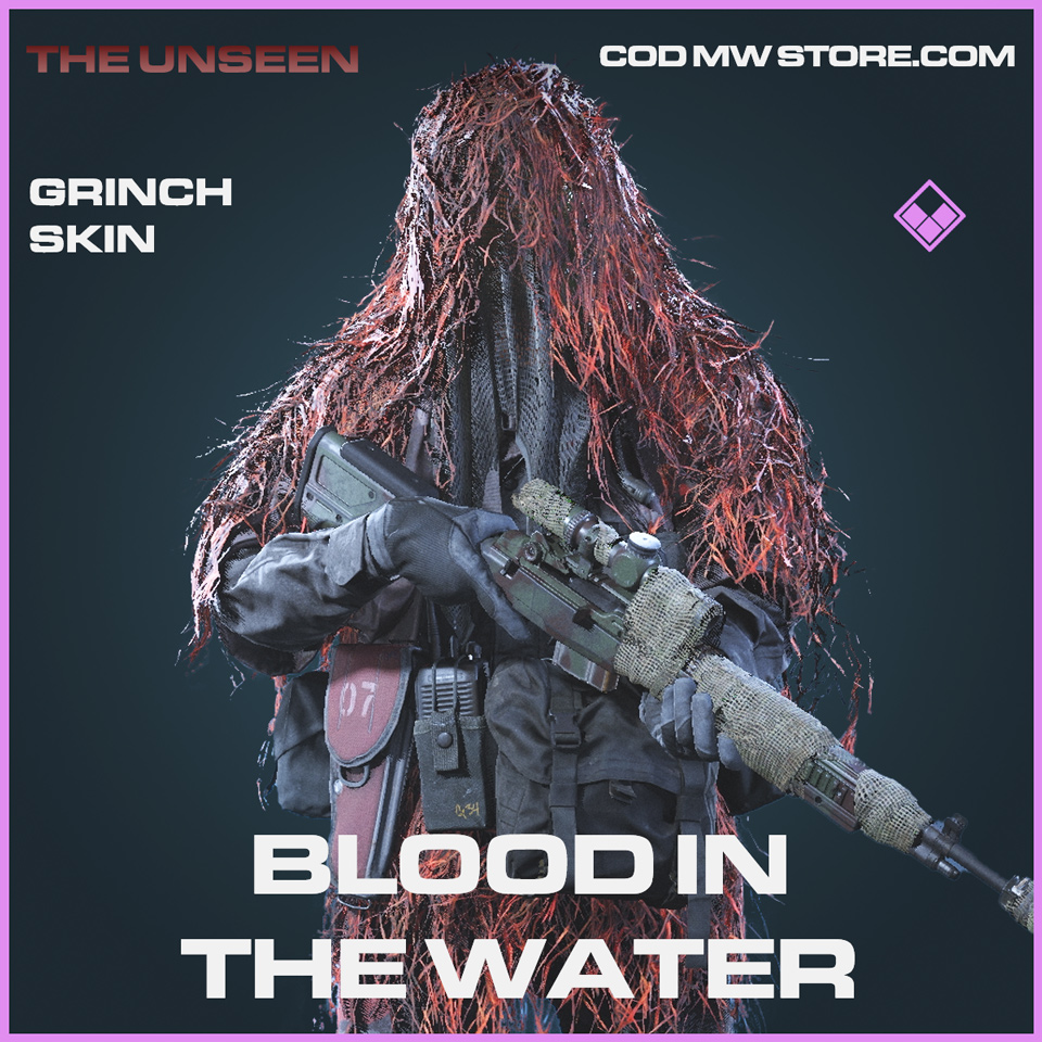 Blood-in-the-water