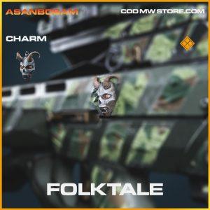 Folktale charm legendary call of duty modern warfare warzone item
