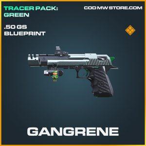 Gangrene .50 GS skin legendary blueprint call of duty modern warfare warzone item