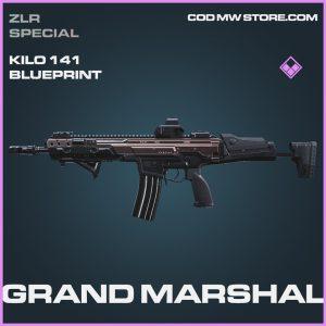 Grand Marshal Kilo 141 skin epic blueprint call of duty modern warfare warzone item