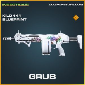 Grub Kilo 141 skin legendary blueprint call of duty modern warfare warzone item