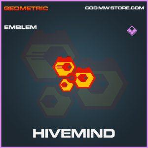 Hivemind emblem epic call of duty modern warfare warzone item