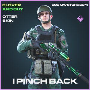 I Pinch back otter skin epic call of duty modern warfare warzone item