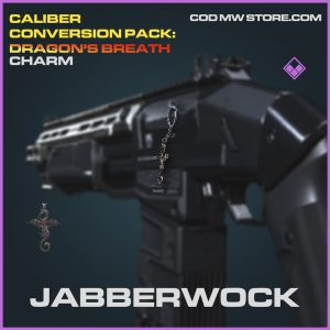 Jabberwock charm epic call of duty modern warfare warzone item