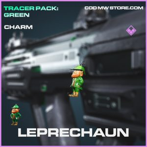Leprechaun charm epic call of duty modern warfare warzone item