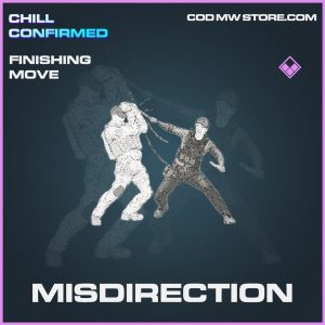 Misdirection finishing move epic call of duty modern warfare item