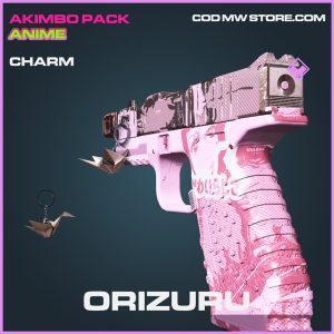 Orizuru charm epic call of duty modern warfare warzone item