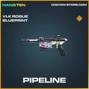 Pipeline VLK Rogue skin legendary blueprint call of duty modern warfare warzone item