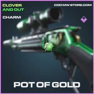 Pot of Gold epic charm call of duty modern warfare warzone item
