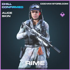 Rime Alice skin epic call of duty modern warfare item