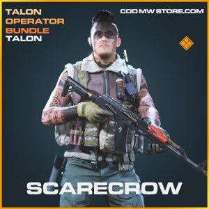 Scarecrow Talon legendary operator call of duty modern warfare warzone item