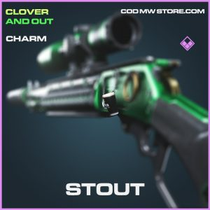 Stout charm epic call of duty modern warfare warzone item