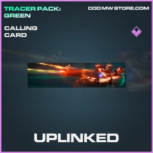 Uplinked calling card epic call of duty modern warfare warzone item