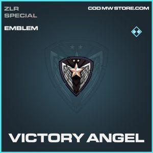 Victory Angel rare emblem call of duty modern warfare warzone item