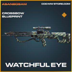 watchful eye crossbow skin legendary call of duty modern warfare warzone item