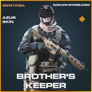 Brother's Keeper azur skin legendary call of duty modern warfare warzone item