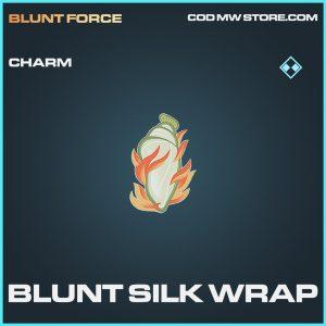 Blunt Silk Wrap rare charm call of duty modern warfare warzone item