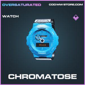 Chromatose watch epic call of duty modern warfare warzone item