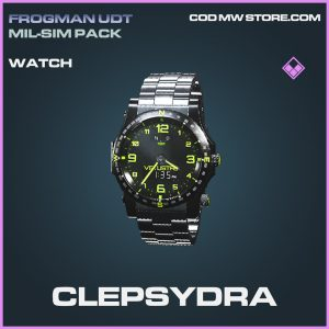 Clepsydra epic watch call of duty modern warfare warzone item