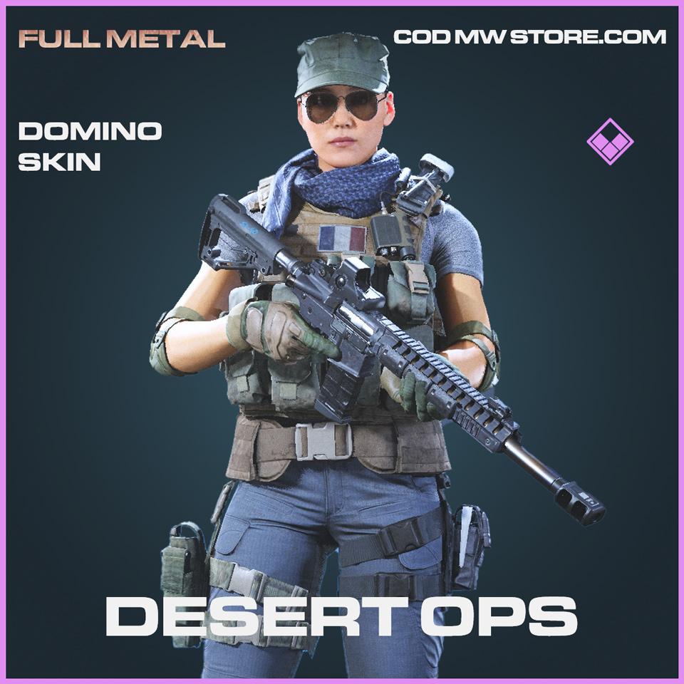 Desert-Ops