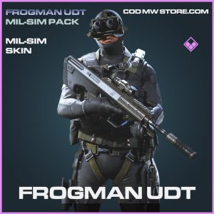 Frogman UDT mil-sim skin epic call of duty modern warfare warzone item