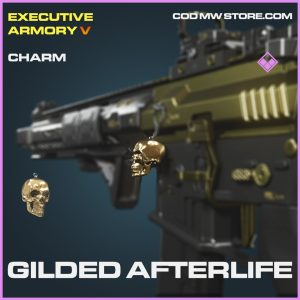 Gilded Afterlife charm epic call of duty modern warfare warzone item