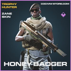 Honey Badger zane skin epic call of duty modern warfare warzone item