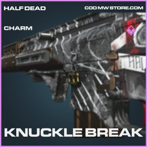Knuckle Break charm epic call of duty modern warfare warzone item