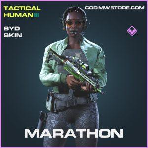 Marathon Syd skin epic call of duty modern warfare warzone item