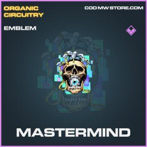 Mastermind emblem epic call of duty modern warfare warzone item