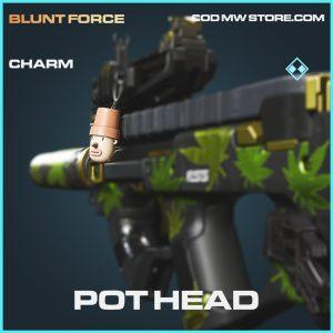 Pot Head charm rare call of duty modern warfare warzone item