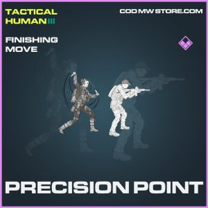 Precision Point finishing move epic call of duty modern warfare warzone item