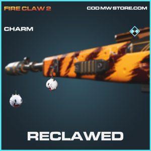 Reclawed Charm rare call of duty modern warfare warzone item