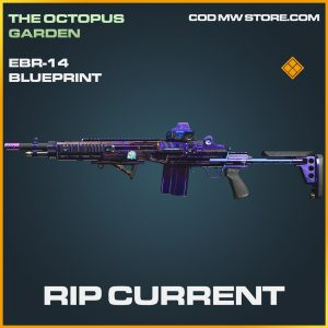 RIP Current EBR-14 skin legendary blueprint call of duty modern warfare warzone item