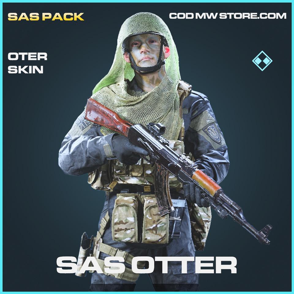 SAS-Otter