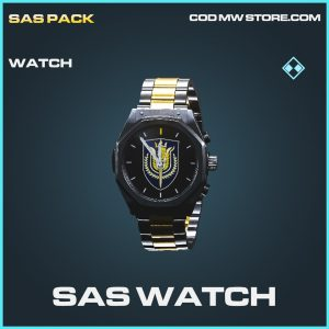 SAS Watch watch rare call of duty modern warfare warzone item