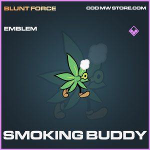 Smoking Buddy emblem epic call of duty modern warfare warzone item