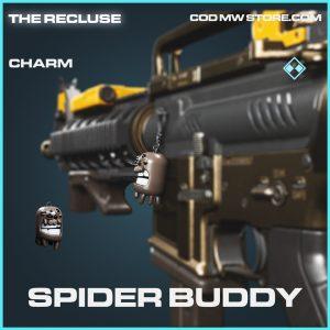 SPider buddy charm rare call of duty modern warfare warzone item