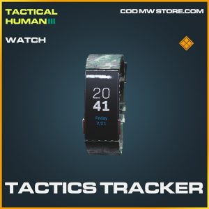 Tactics tracker watch legendary call of duty modern warfare warzone item