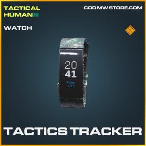 Tactics tracker watch legendary call of duty modern warfare warzone item