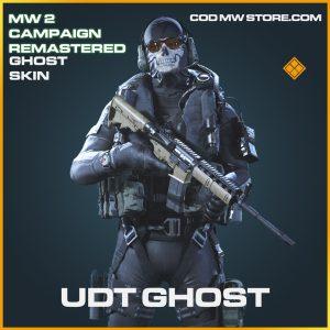 UDT Ghost legendary ghost skin call of duty modern warfare warzone item