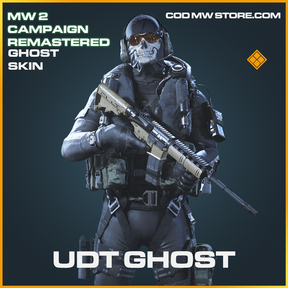 UDT-Ghost