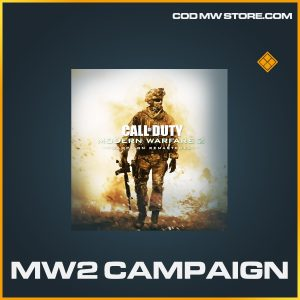 MW2 Remastered campaign call of duty modern warfare warzone item