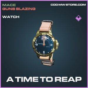 A Time To Reap watch epic call of duty modern warfare warzone item