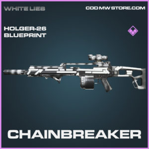 Chainbreaker Holger-26 skin epic blueprint call of duty modern warfare warzone item